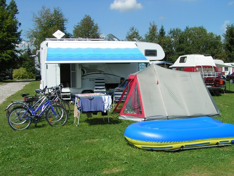 Camping Öschlesee (BY)(Kempten)