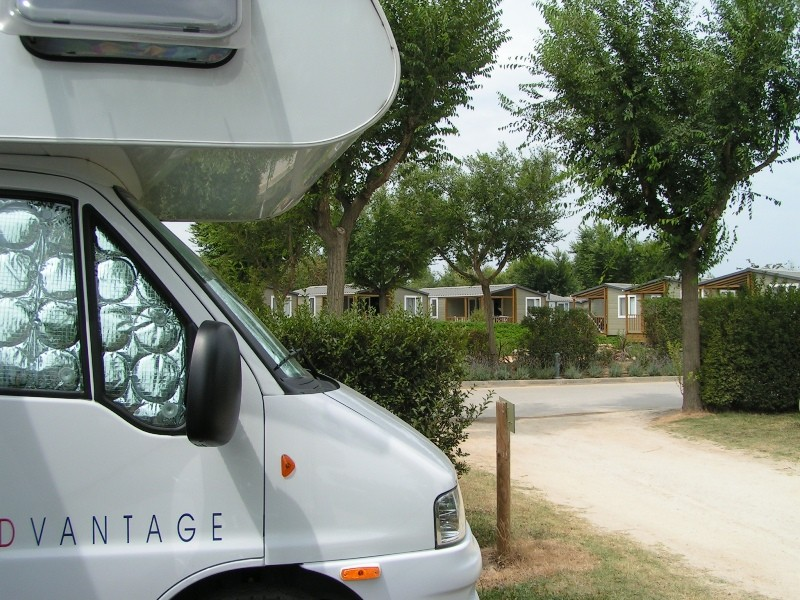 Camping Las Dunas - Sant Pere Pescador - Costa Brava