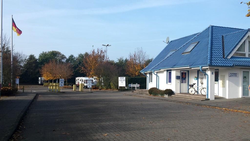 Stellplatz Cuxhaven Duhnen