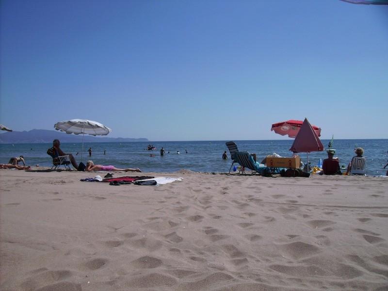 Camping Las Dunas - Strand