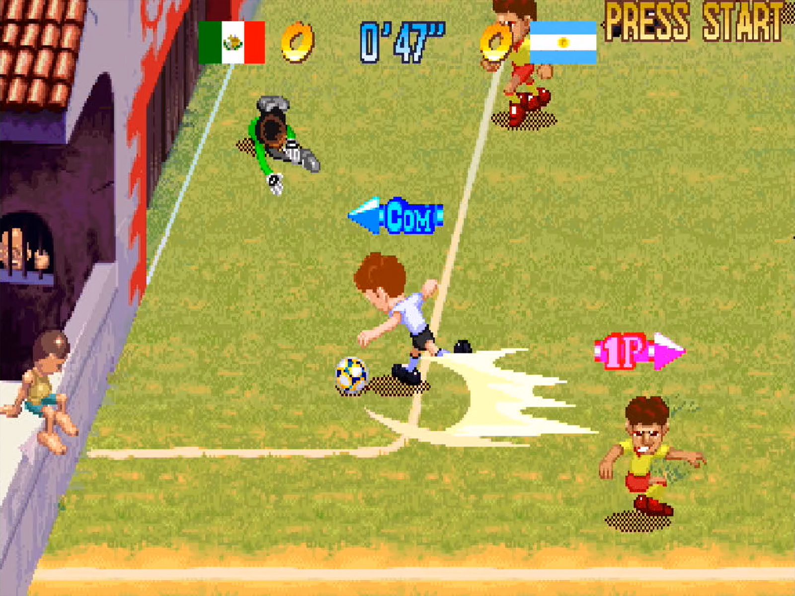 Capcom Sports Club (Fußball)
