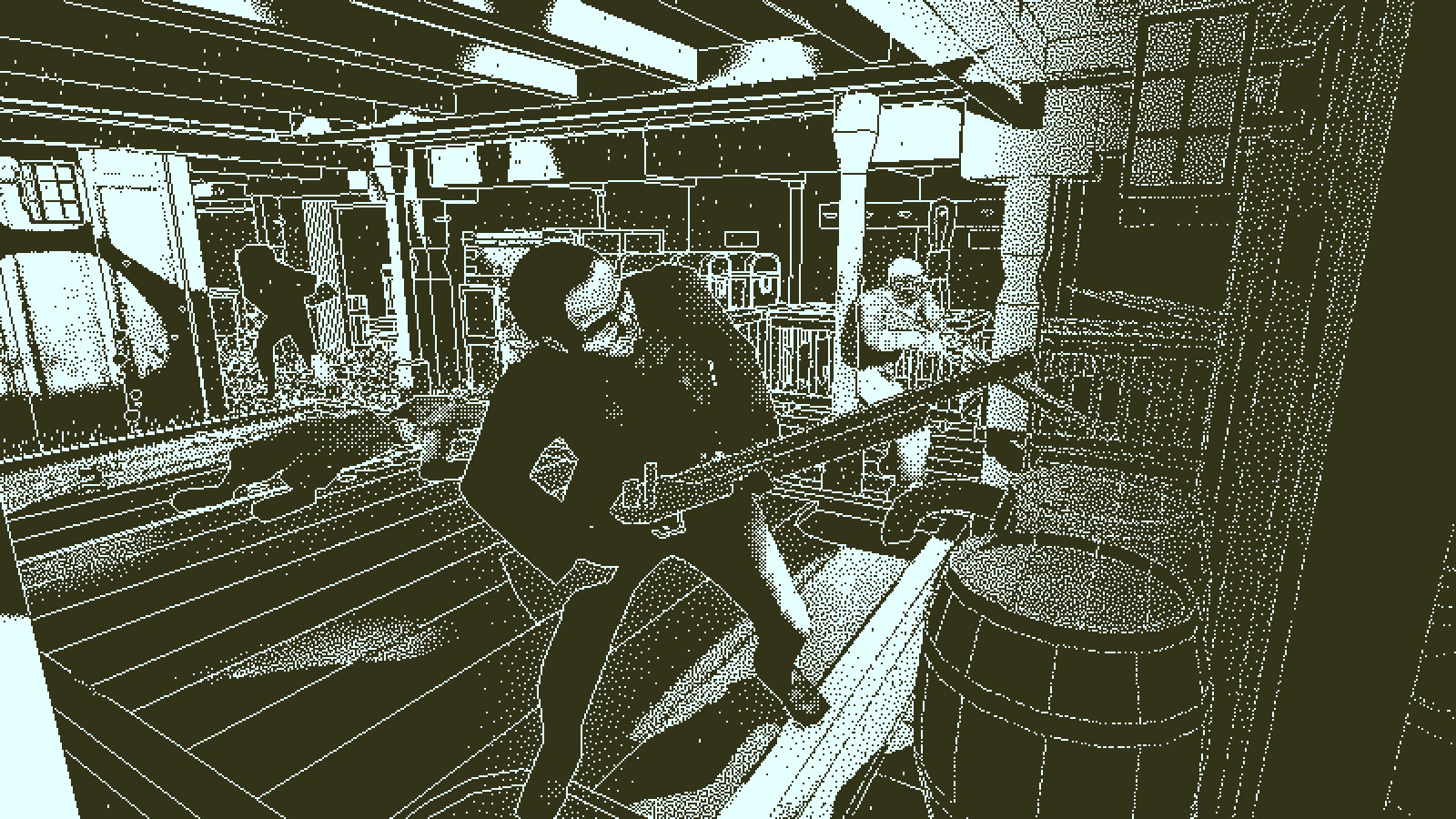 "Hat den Preis für die ""beste Art Direction"" eingeheimst: ""Return of the Obra Dinn"" von ""Papers, please""-Entwickler Lucas Pope."