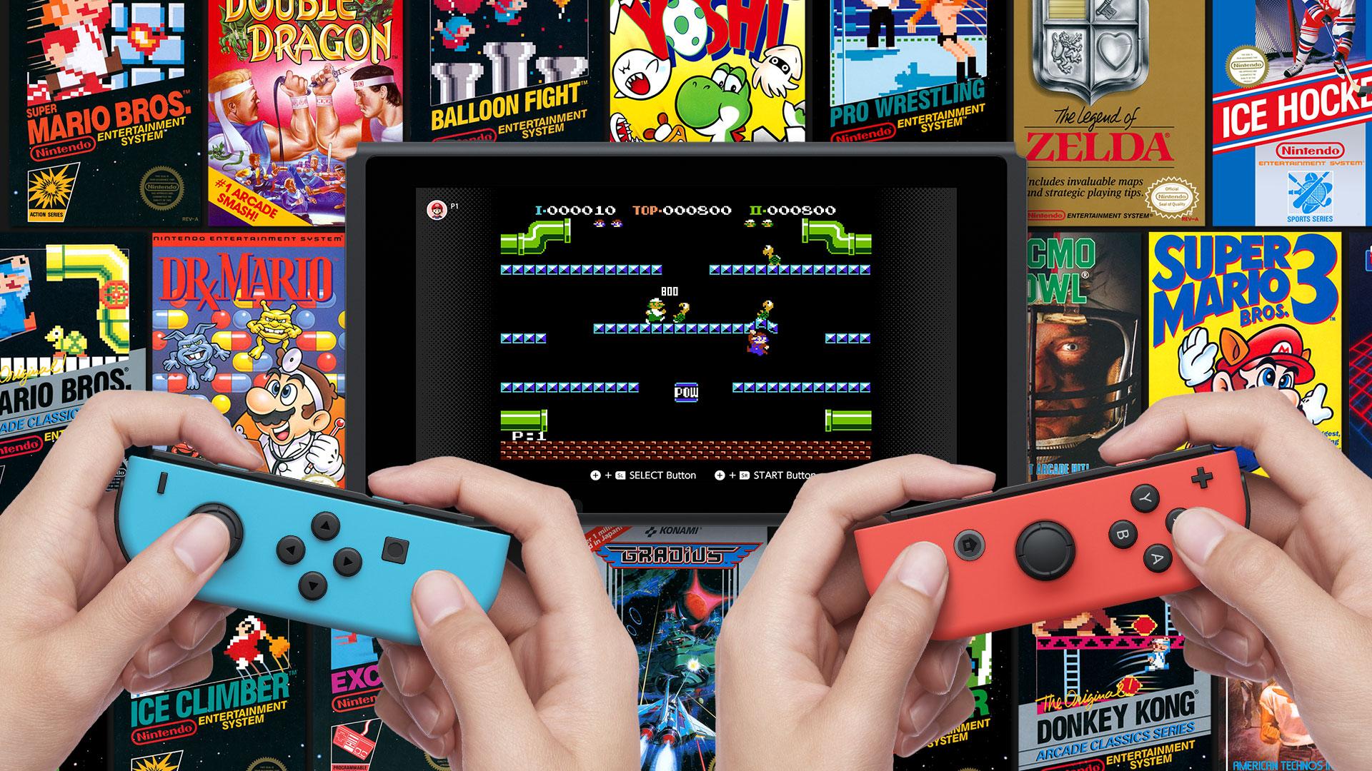 """Negativ: Mit Nintendos neuem Online-Service wird der Internet-Multiplayer kostenpflichtig. Positiv: Als Ausgleich verwöhnt der Hersteller Retro-Freunde mit 8-Bit-Hits vom """"Nintendo Entertainment System""""."""