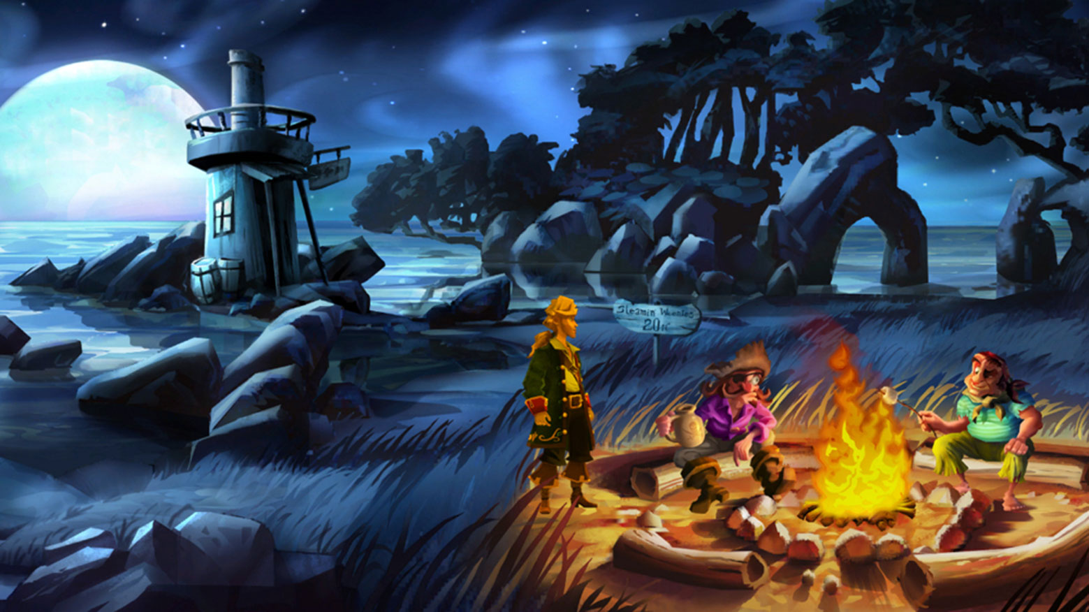The Secret of Monkey Island 2