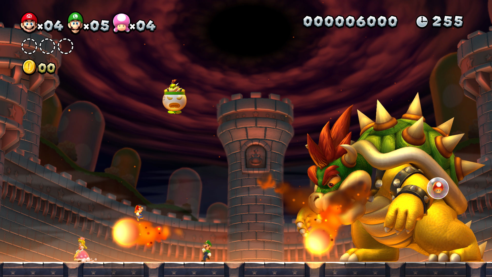 """Erfährt eine Switch-Neuauflage: """"New Super Mario Bros. U"""". Kostenlos mit dabei: """"New Super Luigi U""""."""