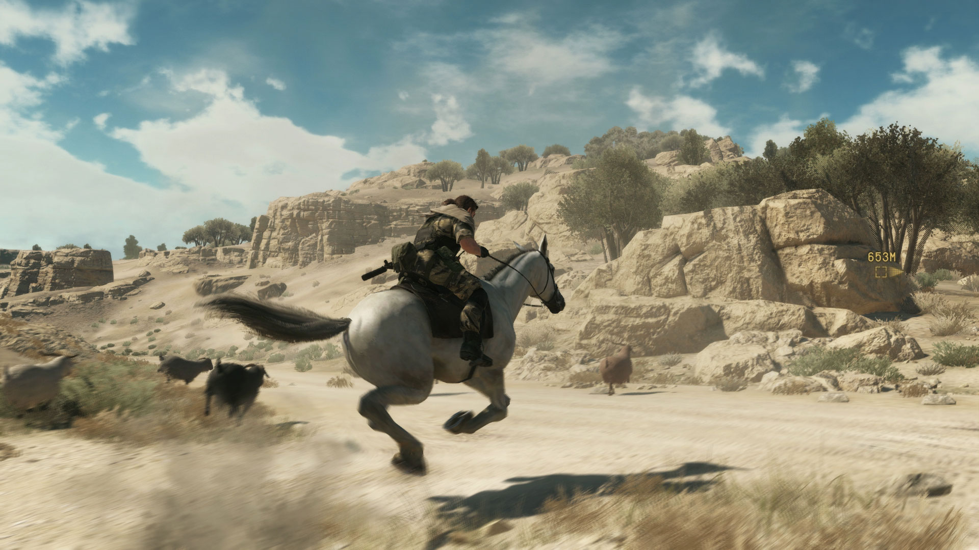 MGS 5: Phantom Pain (PS4)