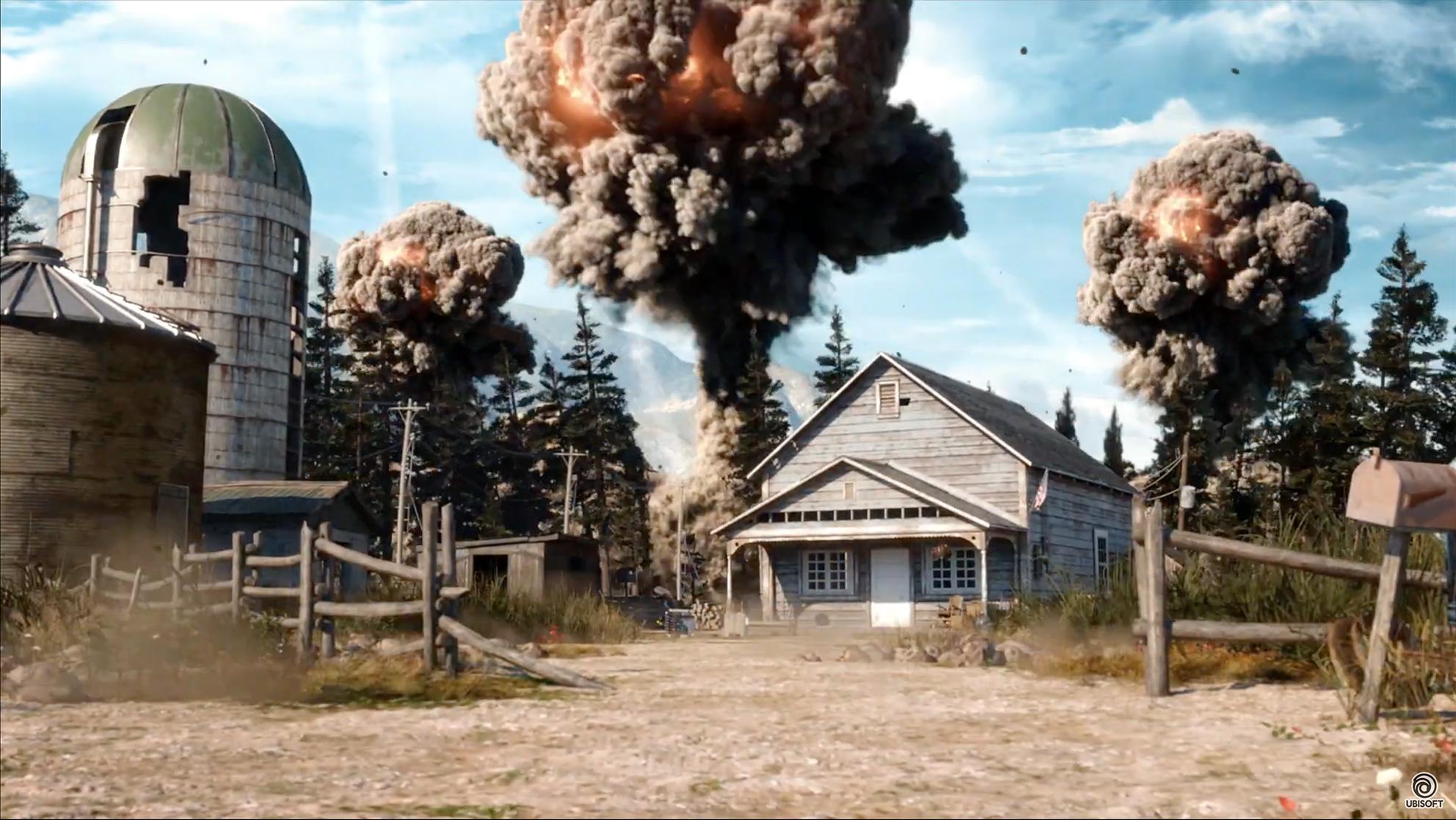 """Außer """"Rage 2"""" bekommt das nächste Jahr noch einen postapokalyptischen Ego-Shooter: """"Far Cry: New Dawn"""" erscheint schon am 15. Februar und erzählt die Geschichte von """"Far Cry 5"""" weiter."""