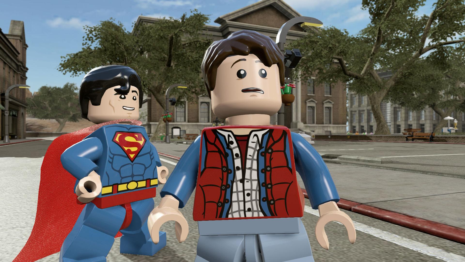 """Gehören zu den wichtigsten Spiele-Schmieden des Warner-Imperiums: Die in London beheimateten LEGO-Spezialisten von TT Games, ehemals """"Traveller's Tales""""."""