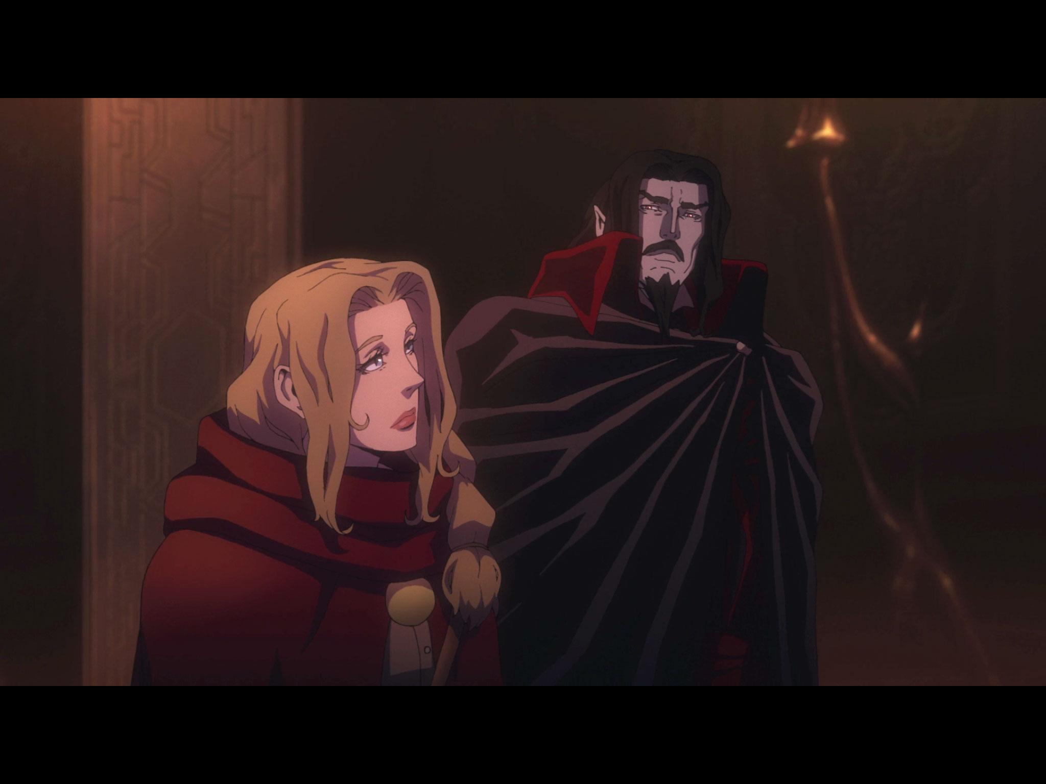"""Wurde ebenfalls im Auftrag von Netflix produziert und könnte als Erfolgs-Blaupause für eine mögliche """"Diablo""""-Umsetzung dienen: die Anime-Serie """"Castlevania""""."""