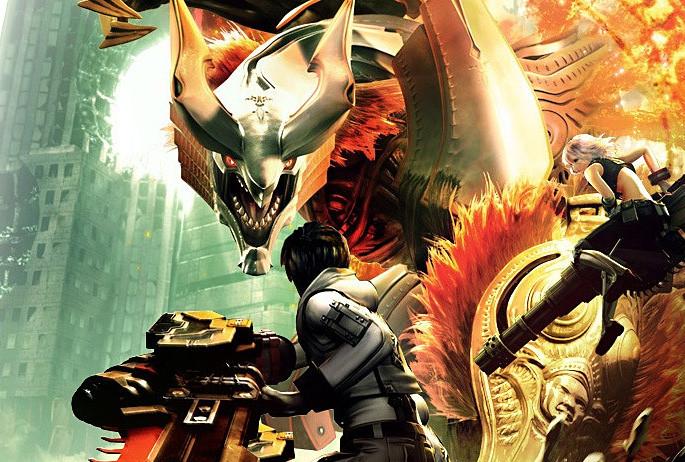 """Namco Bandais Antwort auf Capcoms Millionen-Seller """"Monster Hunter"""" heißt """"Gods Eater Burst"""", kommt als aufgemotzt Version von """"God Eater"""" und verlegt die PSP-seitige Monster-Hatz in verwüstete, post-apokalyptische Großstädte."""