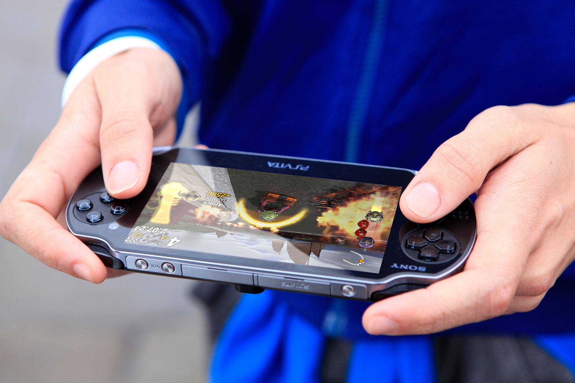 Hatte trotz damals muskulöser Technik bereits einen schwachen Verkaufsstart: die PlayStation Vita.
