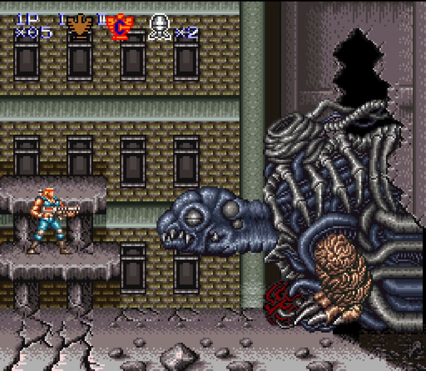 Contra 3: The Alien Wars