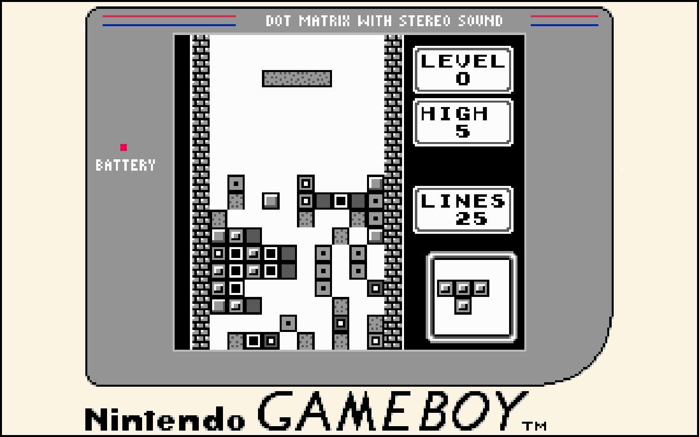 """Legte den Grundstein für den kolossalen Game-Boy-Erfolg: """"Tetris""""."""