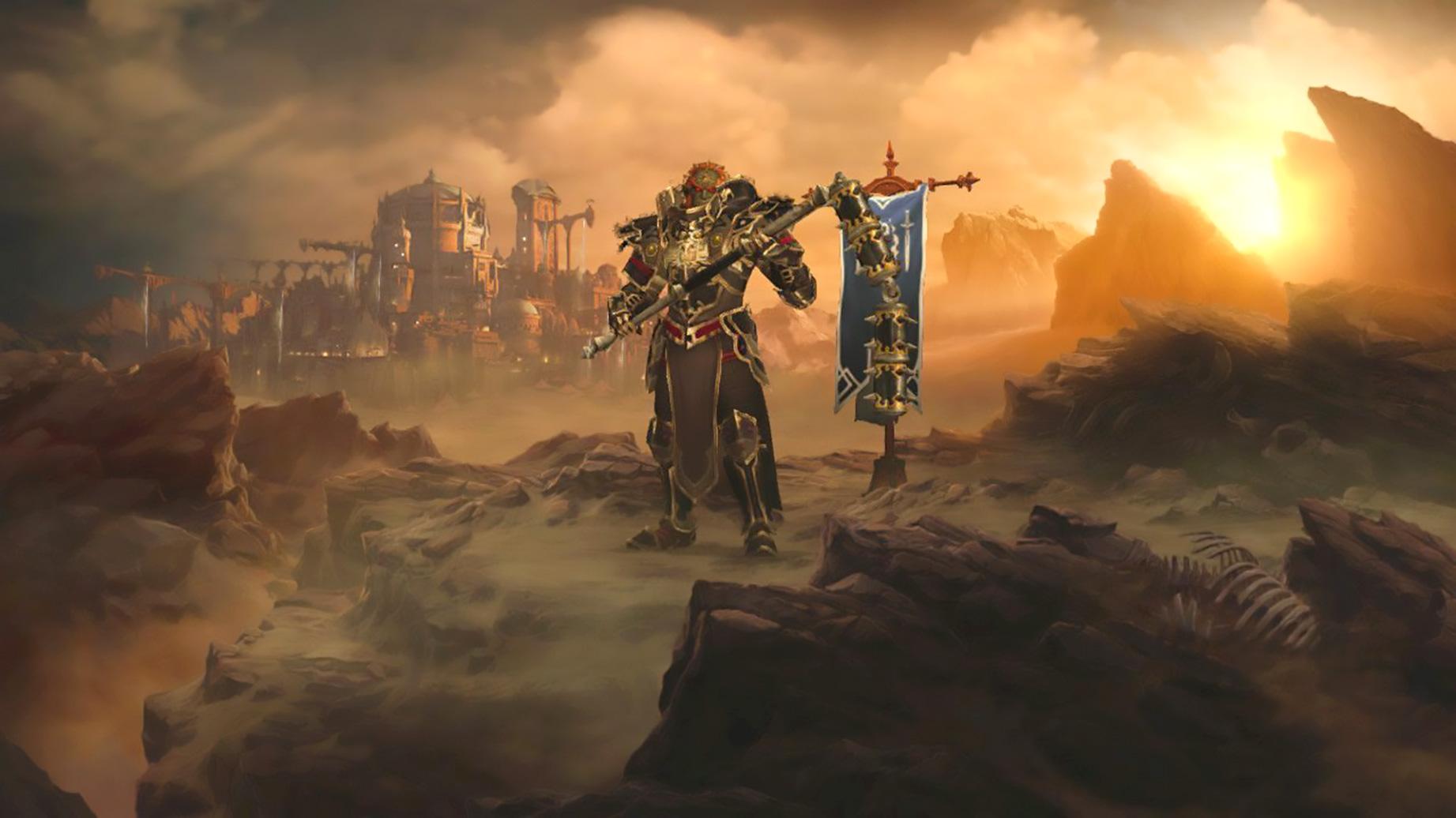 """Gibt sich neben den bekannten sieben Charakterklassen die Ehre: """"Zelda""""-Ekel Ganondorf."""