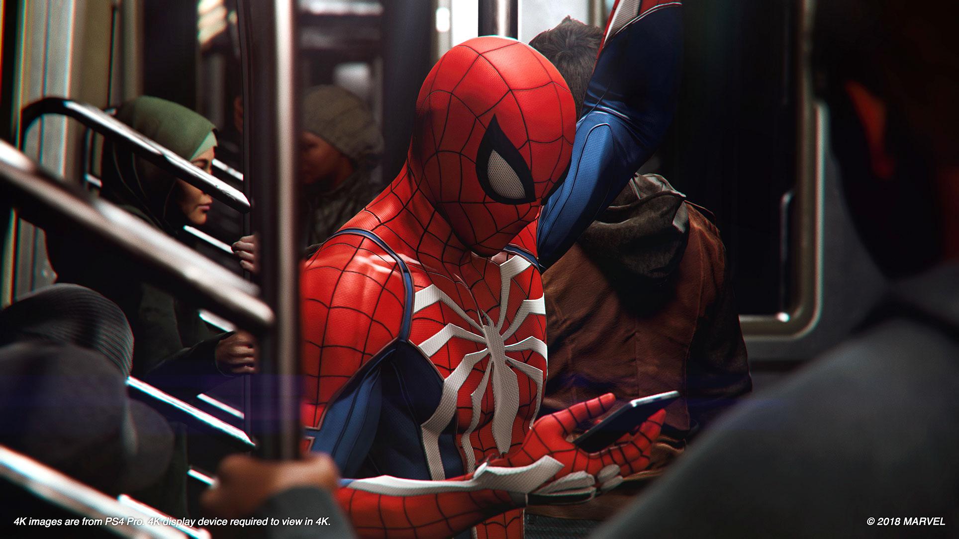 Trotz seiner Superkräfte bleibt Peter Parker ein normaler New Yorker Twen.