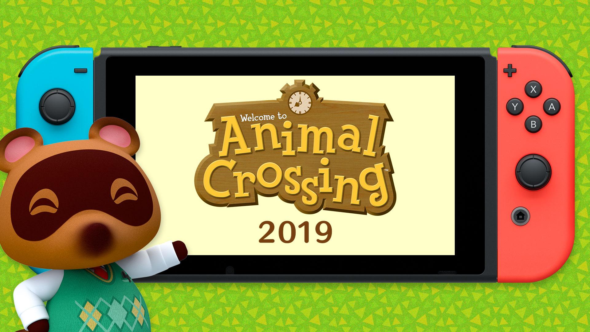"""War eines von zwei """"Direct""""-Highlights: die Ankündigung eines Switch-exklusiven """"Animal Crossing""""-Titels für 2019. Details gab es hierzu leider ebenso wenige..."""