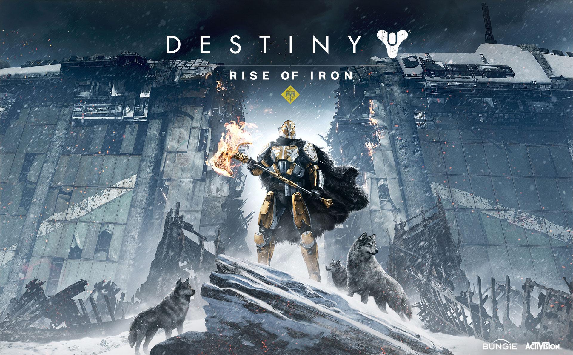 """Als zweite große """"Destiny""""-Erweiterung bringt das """"Erwachen der Eisernen Lords"""" mit den Pestlanden einen riesigen neuen Schauplatz, außerdem stehen neue Missionen und Public Events an. Auch Story-Fans kommen auf ihre Kosten • ab 20.09. für PS4, Xbox One"""