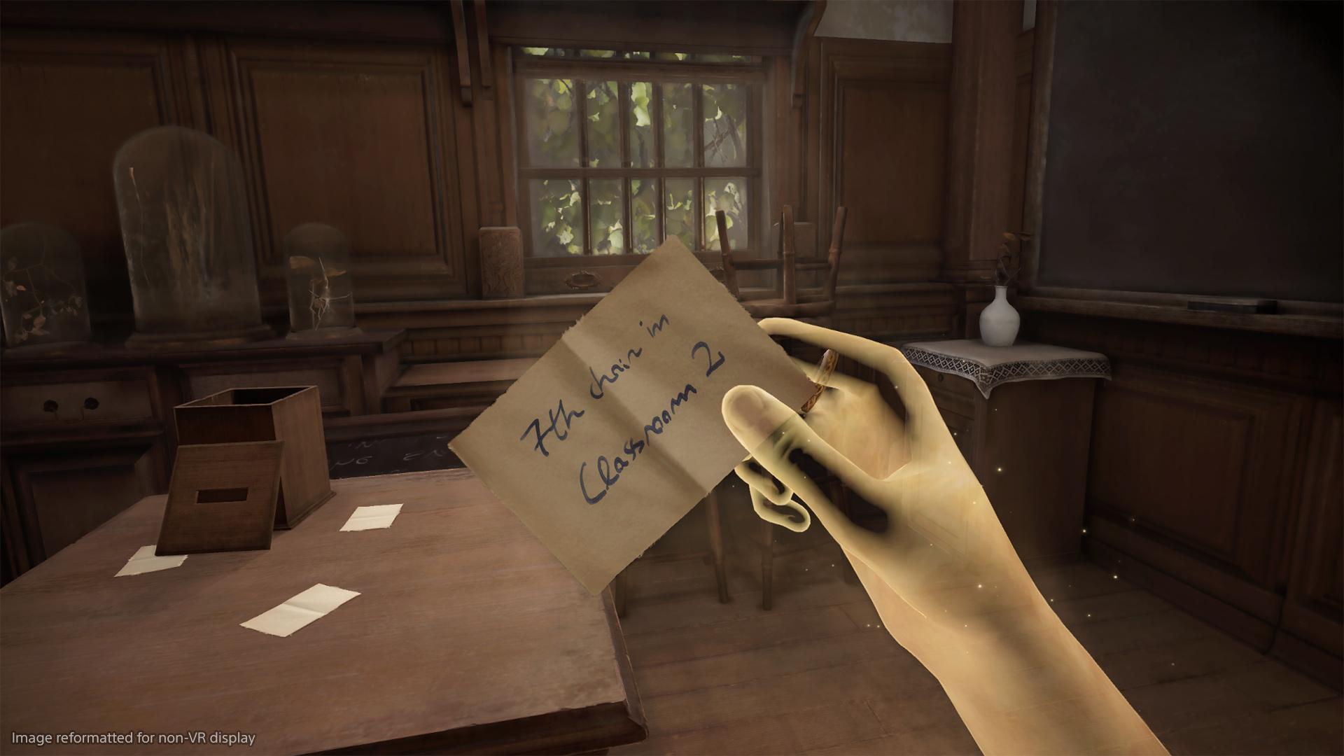"""Die virtuelle Welt aus Feen-Perspektive: Das PSVR-Adventure """"Deracine"""" von """"Dark Souls""""-Entwickler From erscheint schon am 6. November."""