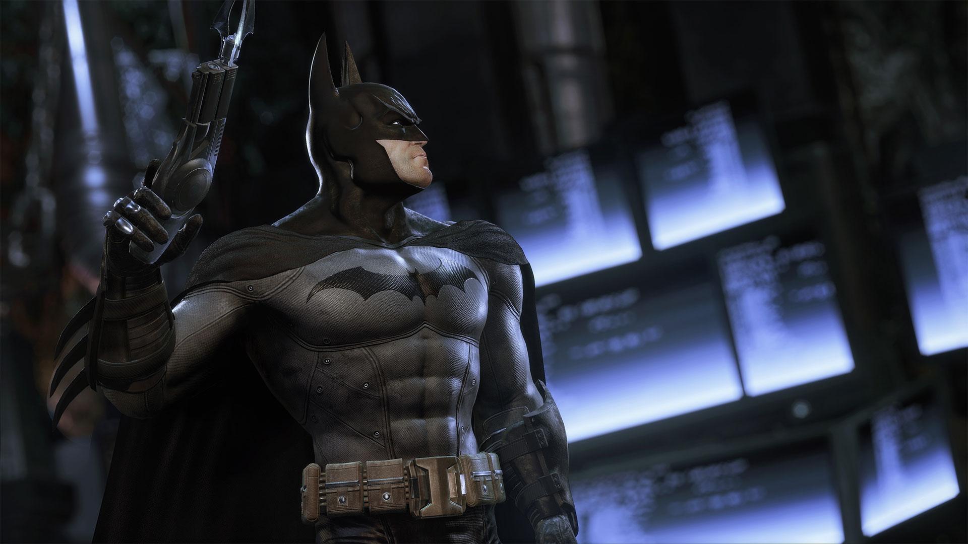 """Dank """"Unreal Engine 4"""" jetzt noch schicker: Warner und Rocksteady bringen ihre ersten beiden Fledermaus-Abenteuer in """"Return to Arkham"""" als HD-Neuauflage zurück. (20.10. für PS4, XBO)"""