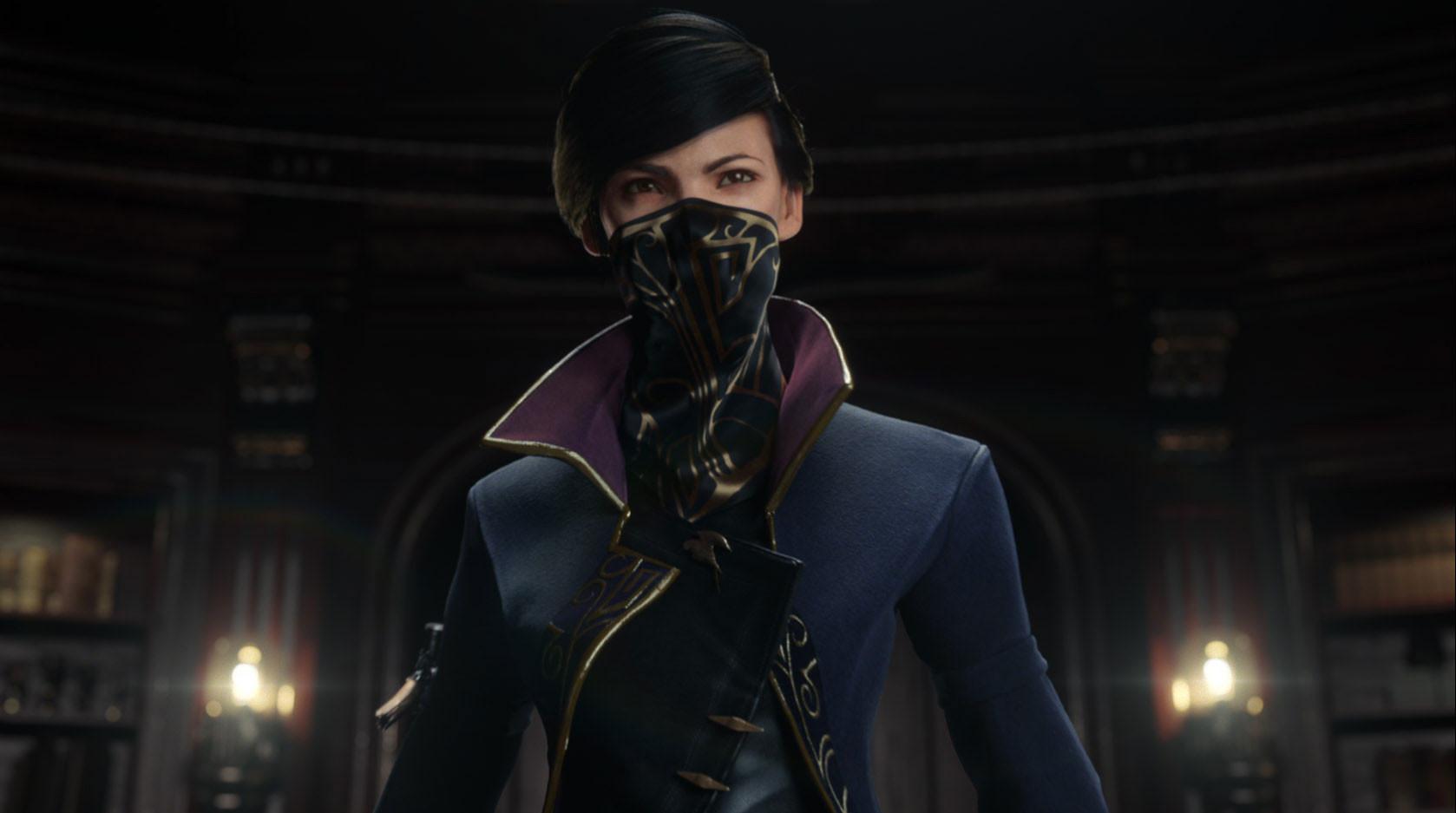 """Dishonored 2: Die Tochter von Meister-Meuchler Corvo Attano darf diesmal die Messer wetzen und mit übernatürlichen Fähigkeiten ihre Fähigkeiten verstärken. Wer den Teil 1 verpasst hat, freut sich auf die """"Definitive Edition"""" für PS4 bzw. Xbox One"""