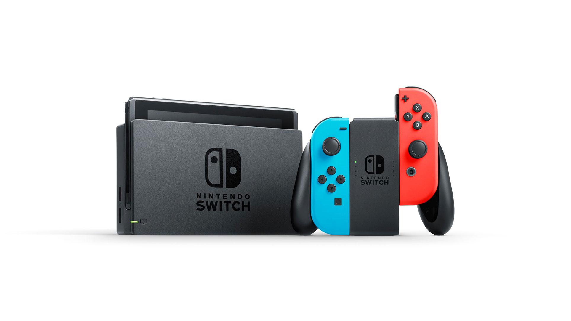 Läuft wesentlich besser als der Vorgänger WiiU und hat Nintendo bisher ein starkes Jahr 2017 beschert: die Switch.
