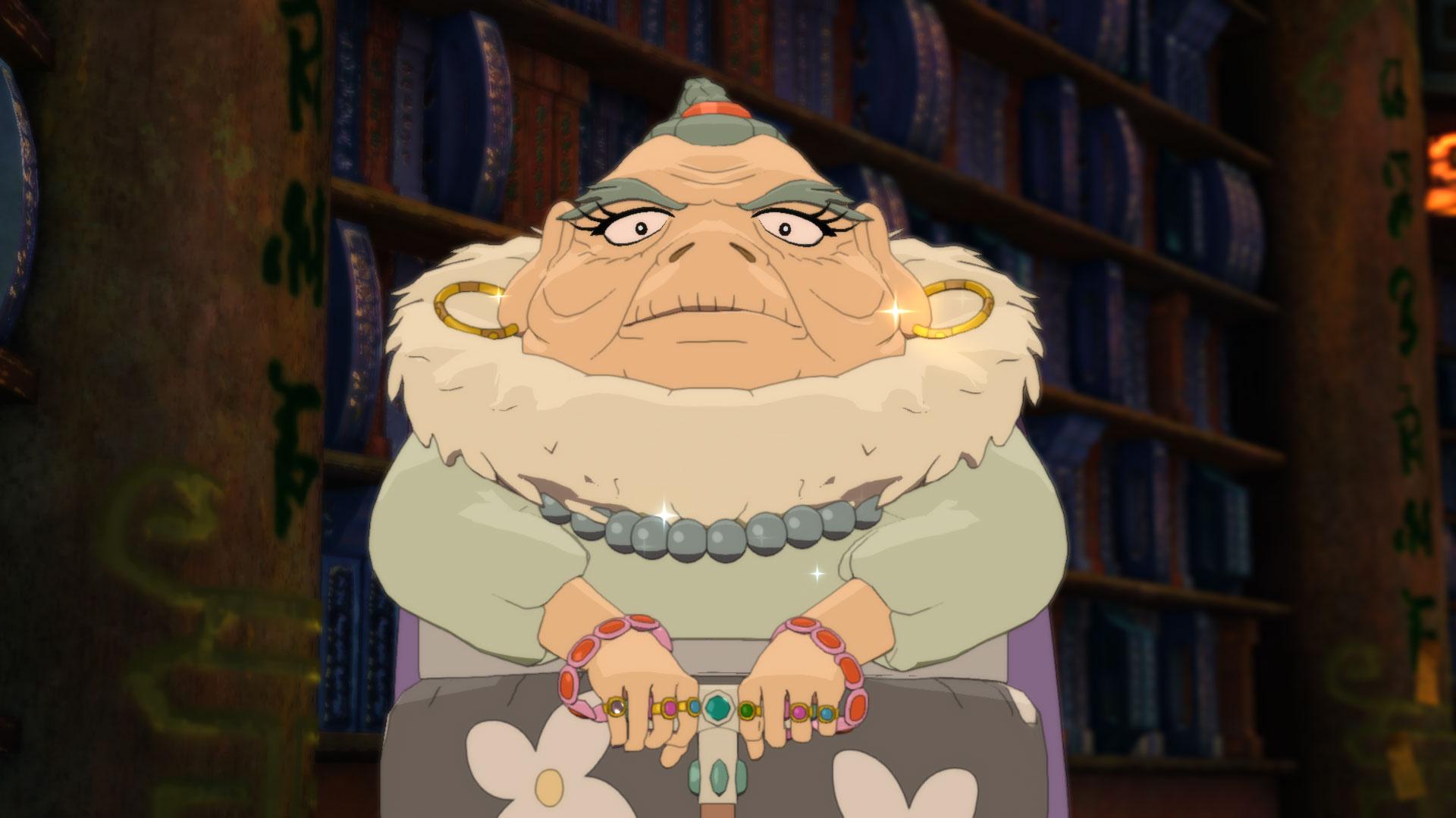 """Die Figuren wurden bewusst am Charakter-Design von Anime-Studio Ghibli orientiert - aber anders als beim ersten """"Ni No Kuni"""" gab es keine direkte Zusammenarbeit mit der berühmten Trickfilm-Schmiede."""