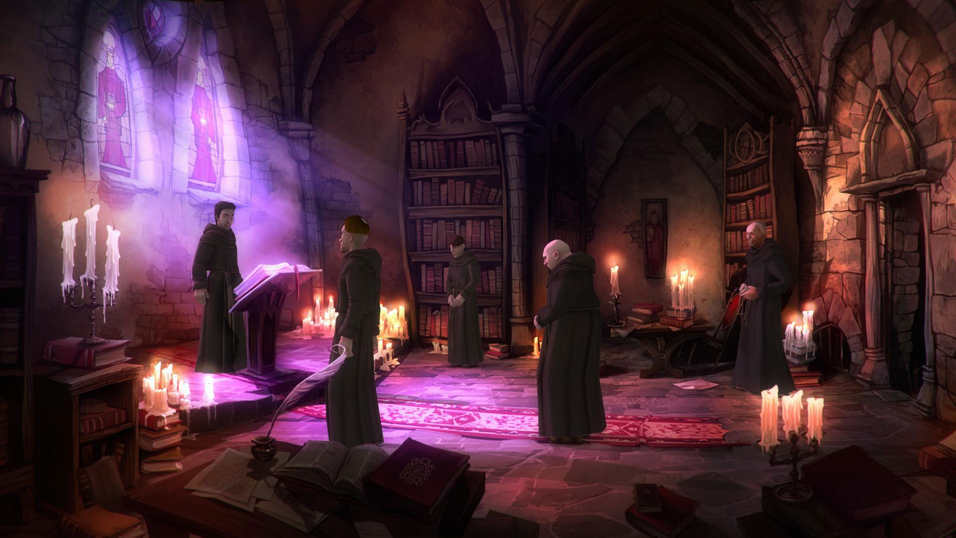"""Wer wissen will, wie Pendulos spannendes Mystery-Adventure """"Der Fall John Yesterday"""" endet, der lüftet bald in """"Yesterday Origins"""" das Geheimnis. Genre-Freunde freuen sich auf anspruchsvolle Kost im Comic-Look • ab 29.09. für PC, PS4, Xbox One"""