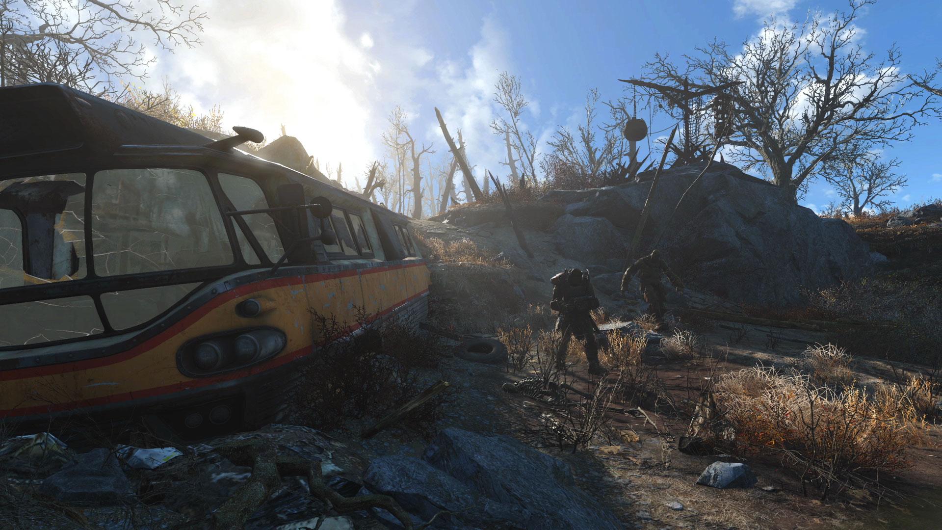 """Gehört zu den Bethesda-Games, die bald ein Grafik-Update für XBox One X bekommen: das Endzeit-Rollenspiel """"Fallout 4""""."""