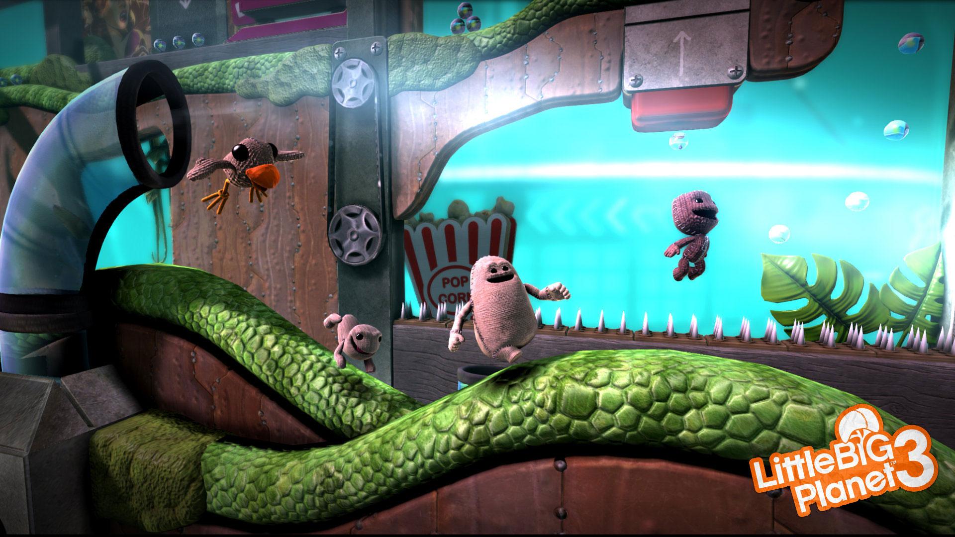 """Haben Büros in Sheffield, Nottingham und im indischen Pune: Die """"Little Big Planet 3""""-Macher von Sumo Digital. Derzeit wird an """"Dead Island 2"""" im Auftrag des deutschen Herstellers Deep Silver gebastelt."""
