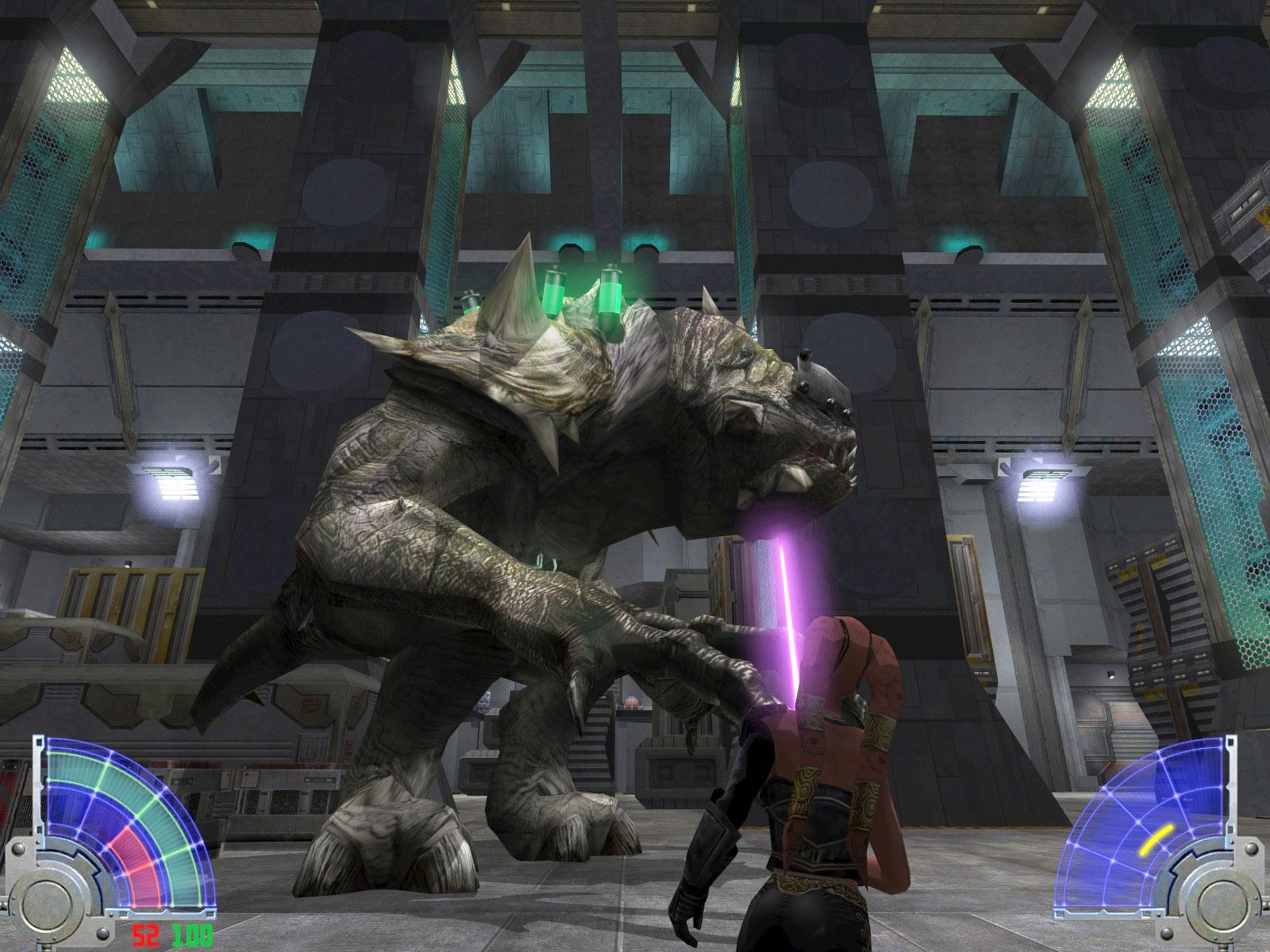Jedi Knight Academy (Xbox, Xbox 360)