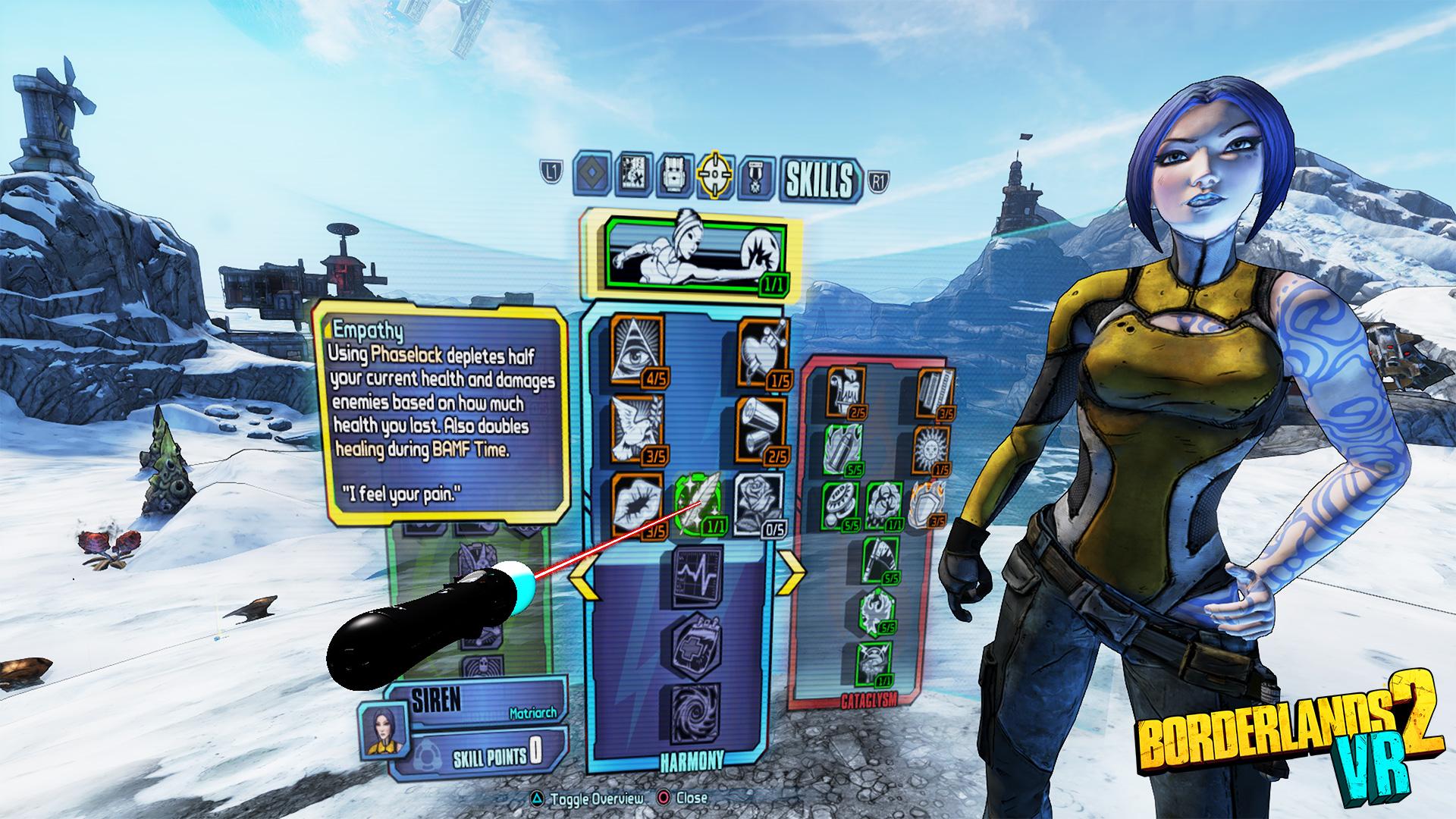 Die VR-Neuauflage lässt sich entweder mit dem Dual Shock oder den Move-Controllern spielen.