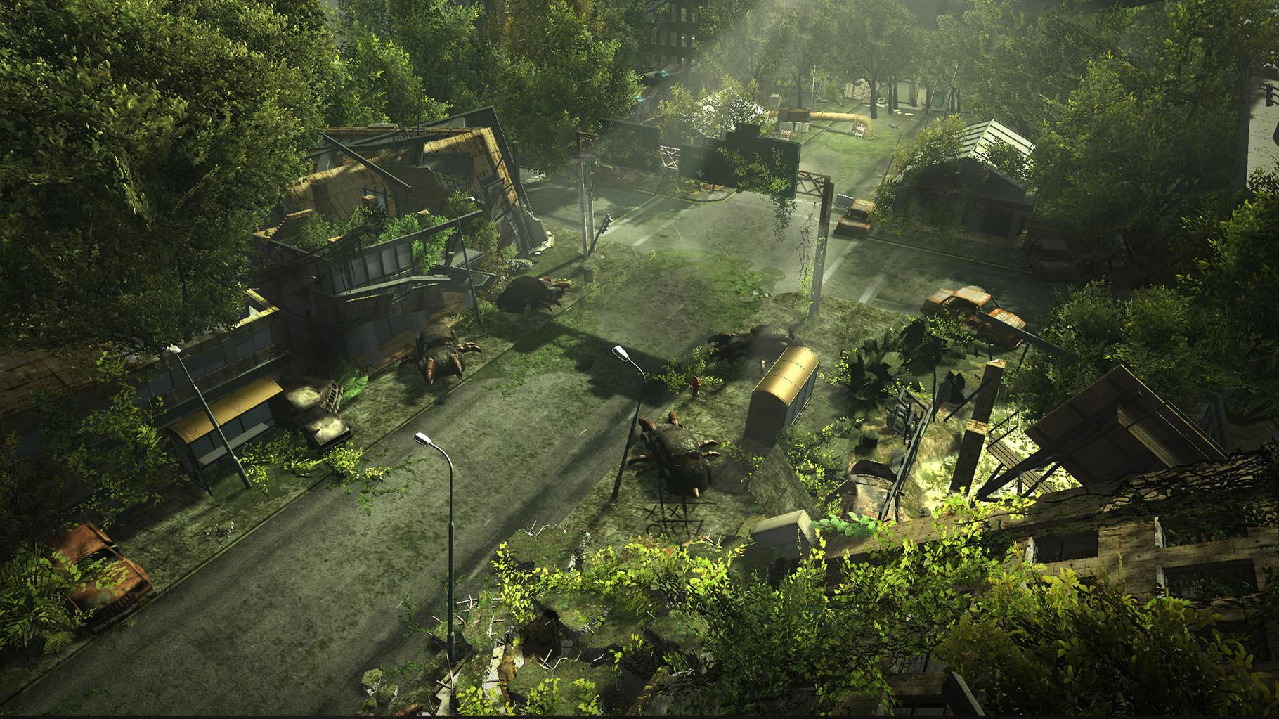 """""""Wasteland"""" (1988) als erstes post-nukleares RPG konnte aufgrund markenrechtlicher Streitigkeiten mit EA nicht zeitnah fortgesetzt werden. """"Wasteland 2"""" erblickt erst 2014 das Licht der verstrahlten Welt, Kickstarter sei Dank."""