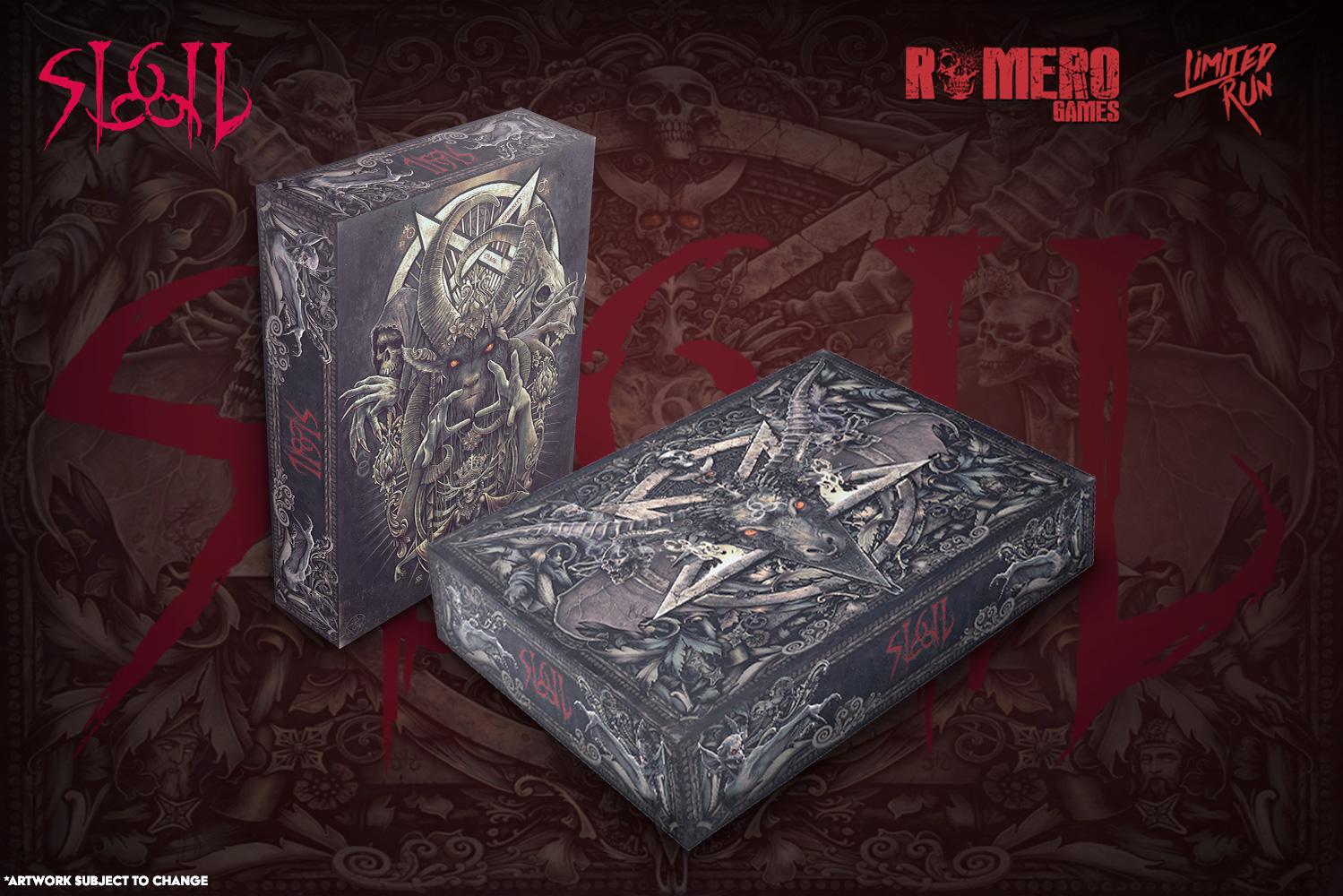 """Ganz schön """"Heavy Metal"""": Romeros """"DOOM""""-Mod """"Sigil"""" soll über aufwendig gearbeitete Sammler-Editionen Geld einspielen. Der Mod als solcher ist dagegen kostenlos zu haben."""