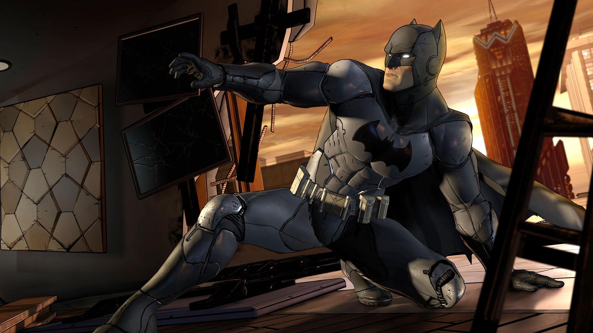 """Auch die """"Batman""""-Reihe fand trotz des großen Namens nur wenige Abnehmer. Telltale hatte sein ewig gleiches Gameplay- und stets nach Serien-Art vermarktetes Konzept überstrapaziert."""