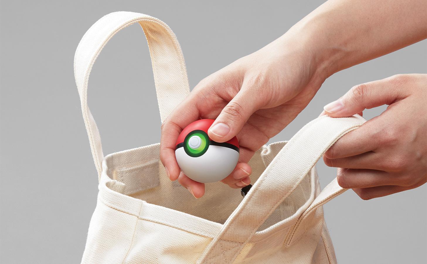 Wer das gerade im Ball gefangene Monster nach dem Spiel in der Tasche Gass
