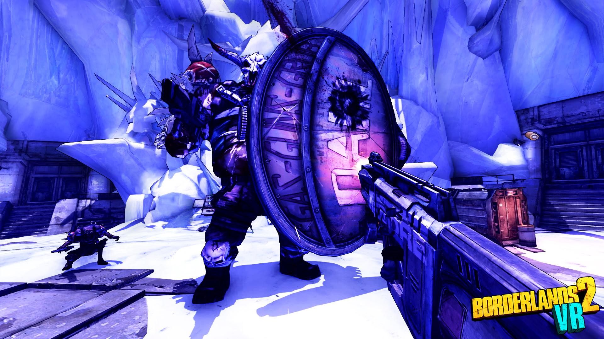Wer anfällig für die VR-Krankheit ist, der bewegt sich nicht flüssig durch die Spielwelt, sondern teleportiert per Move-Controller von einem Standort zum nächsten.
