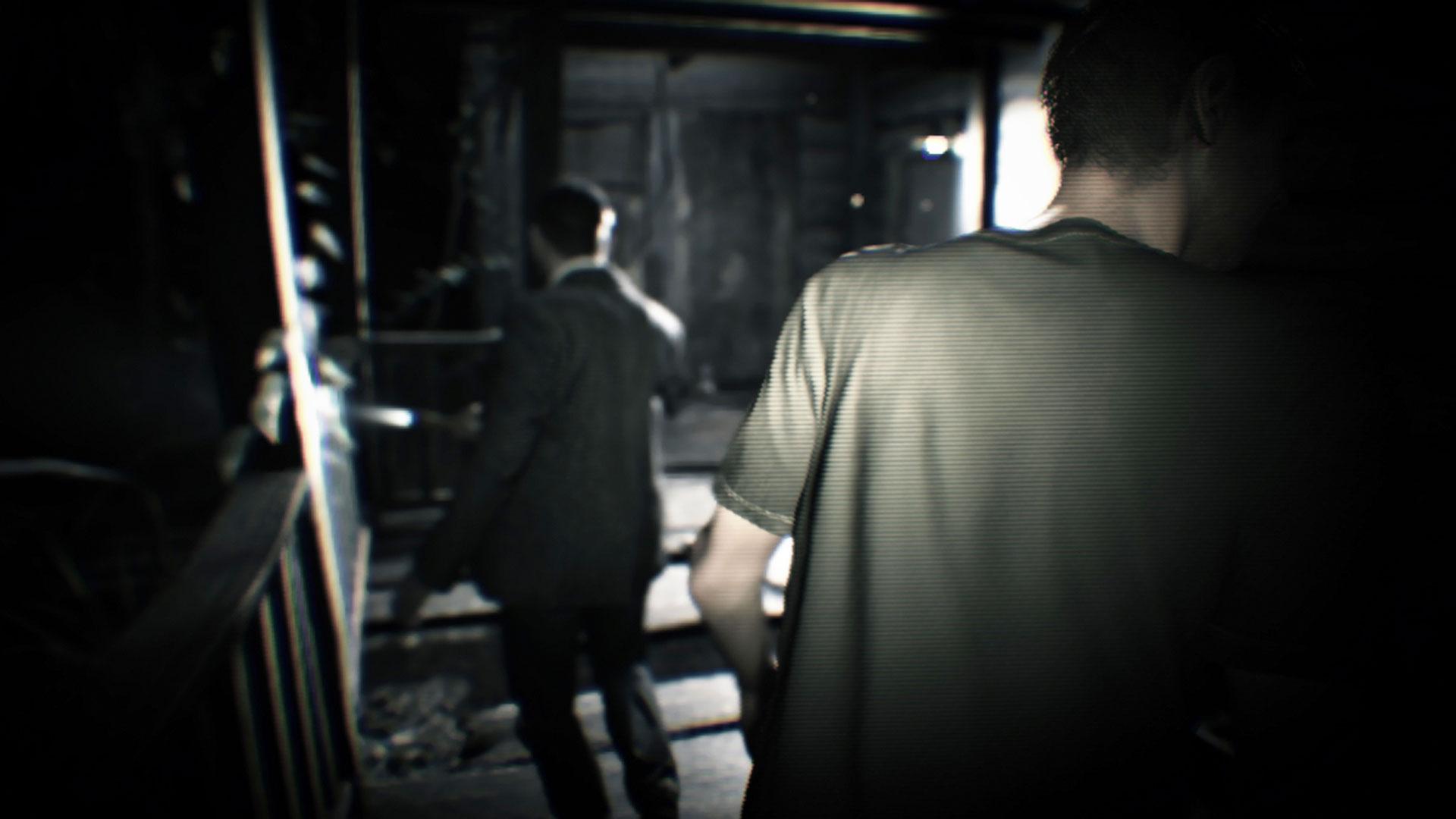 """…und interaktive Videos auf dem Zimmer: Im Spuk-Ressort aus """"Resident Evil 7"""" ist jeder willkommen!"""