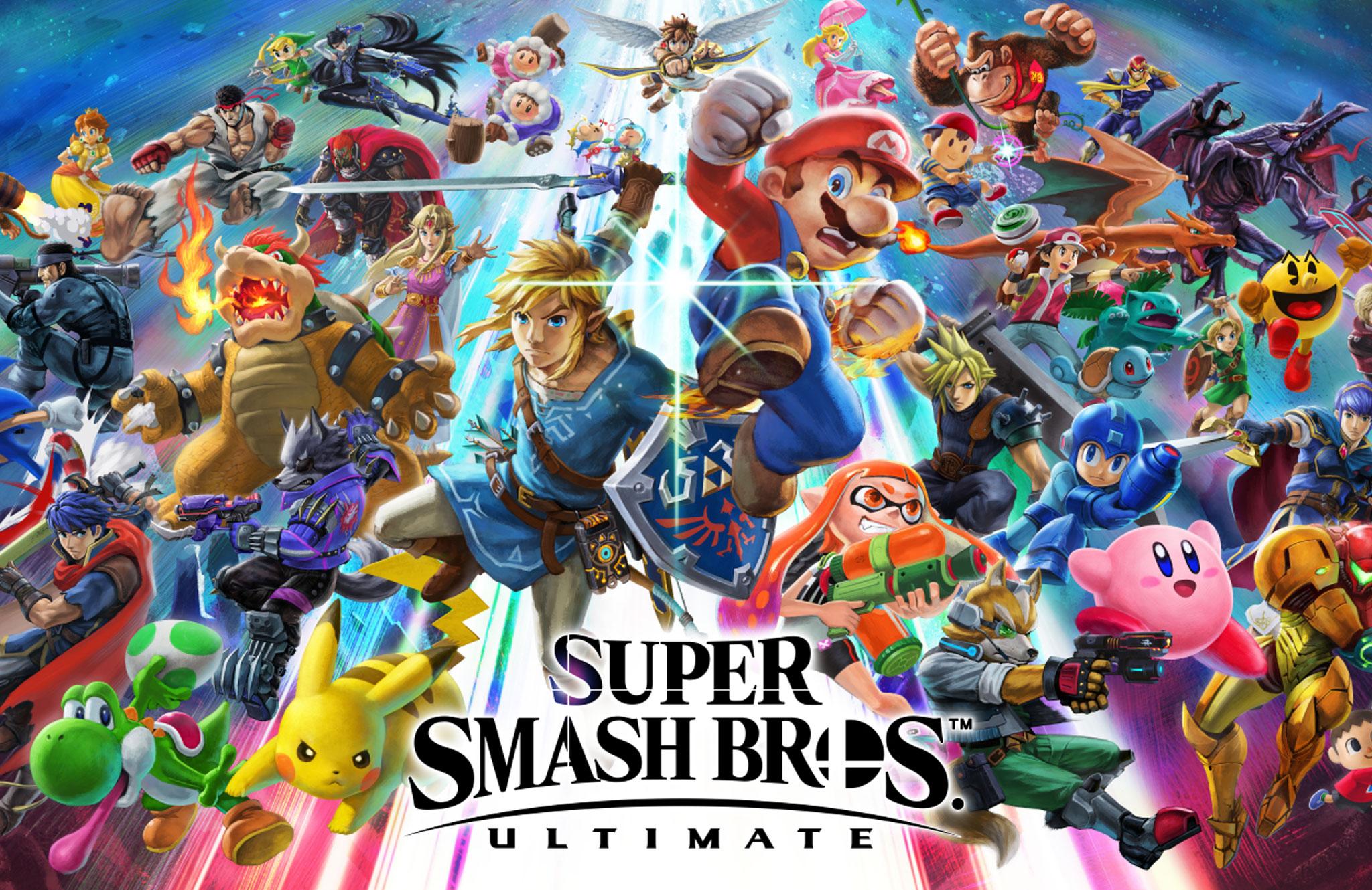 Die stärkste Keilerei des Jahres: Super Smash Bros. Ultimate