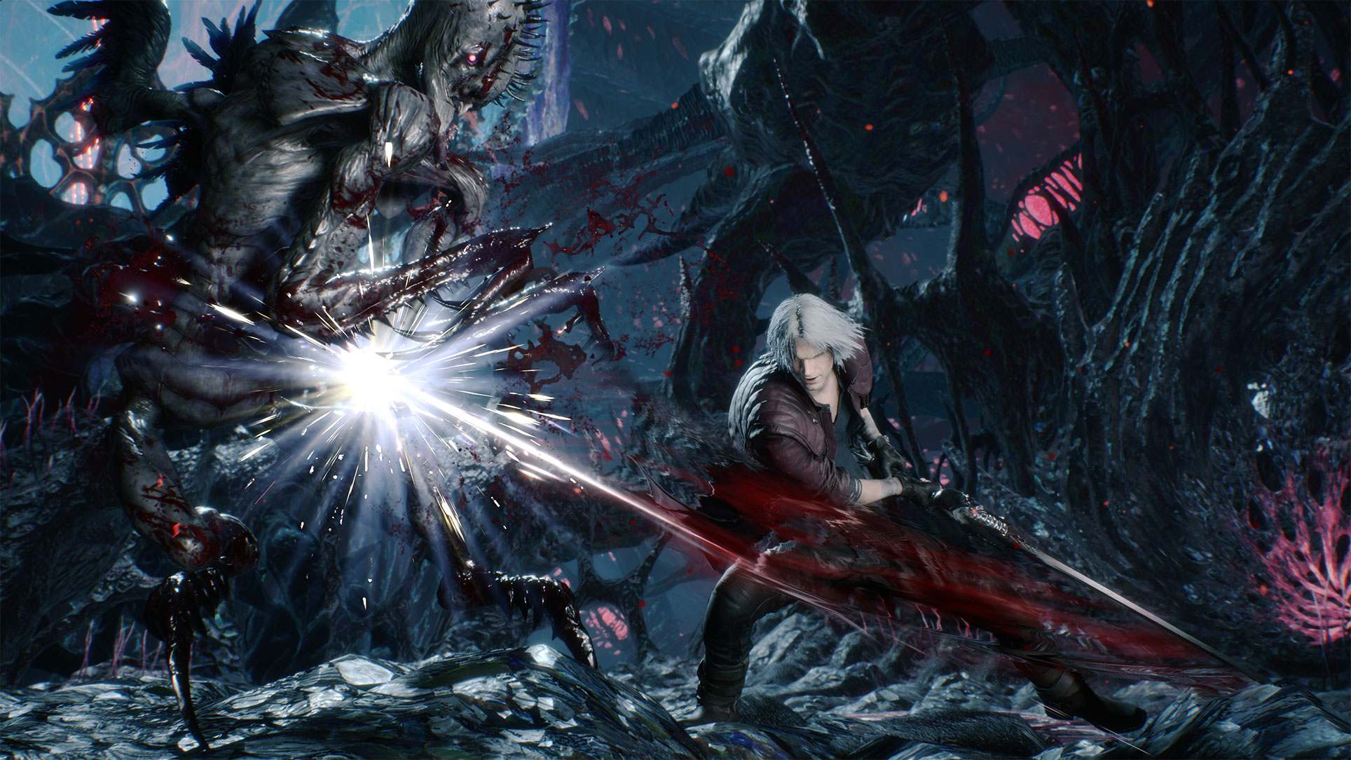 Das beste Action-Spiel 2019: Devil may cry 5