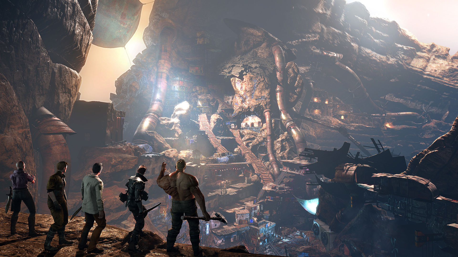 """Vermischt Technik mit Magie: """"Technomancer"""" von Spiders und Focus Home Interactive gehört zum Premium-Program für Xbox-Besitzer."""