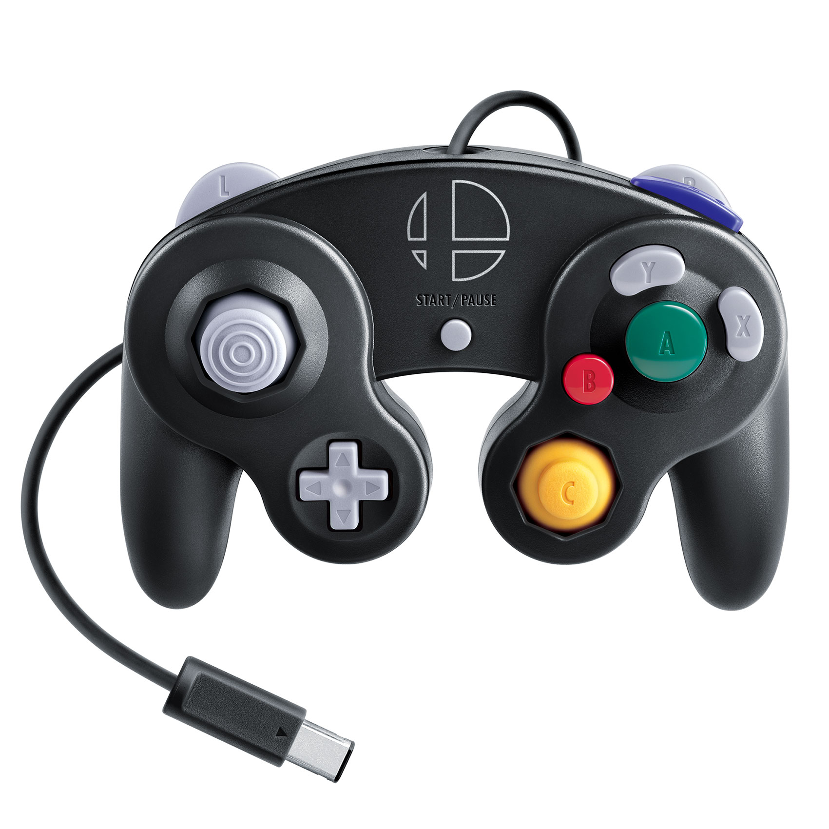 """Ihren Durchbruch feierten die """"Smash Bros."""" erst auf dem Gamecube, darum schwören viele Serien-Fans auf dessen Controller als optimales Eingabe-Gerät für """"Smash""""-Duelle und ist das Zubehörteil noch immer erhältlich."""