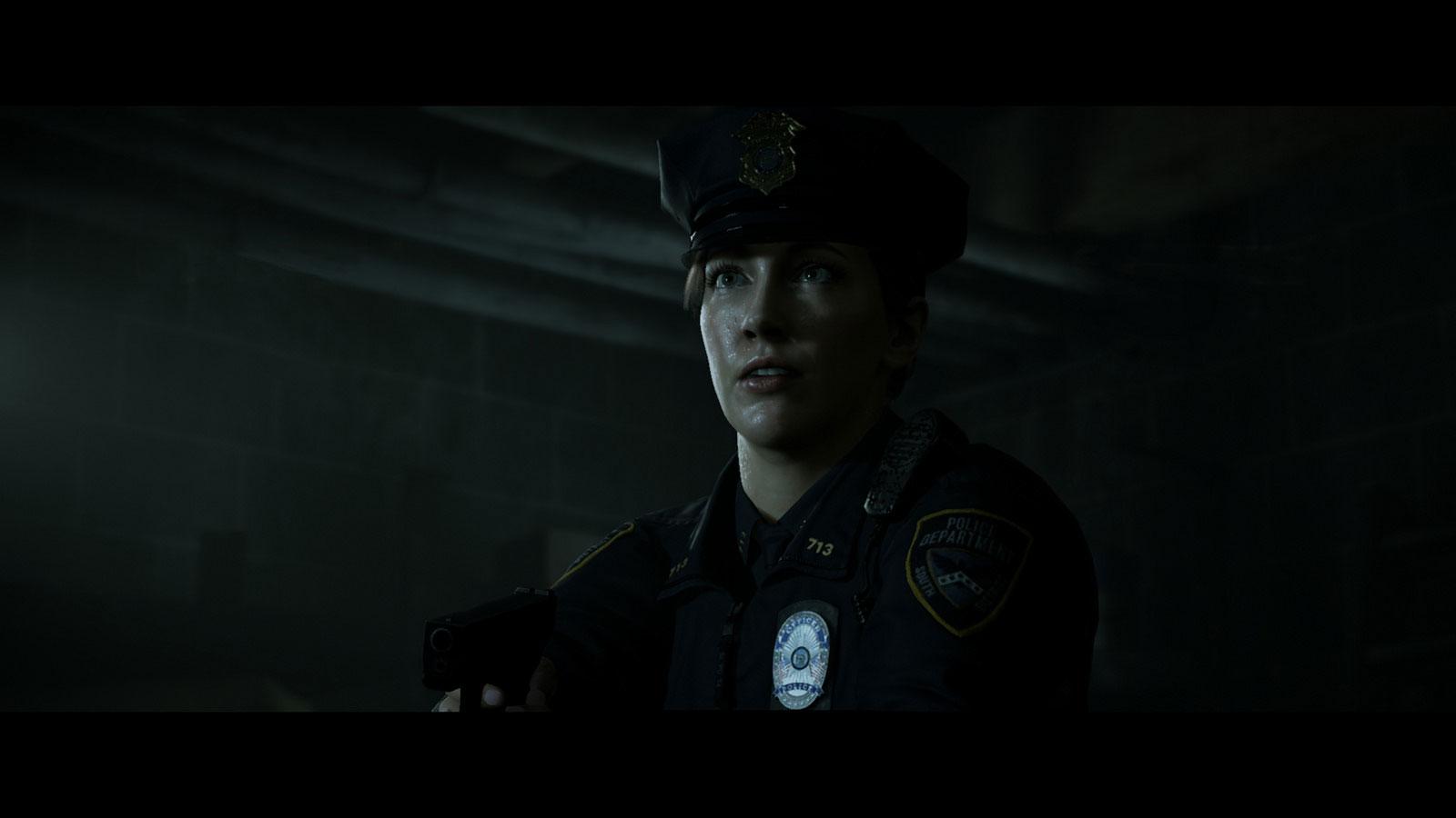 """In dem finsteren Thriller-Adventure """"Hidden Agenda"""" wird der Touchscreen genutzt, um schaurige Kriminalfälle zu lösen."""