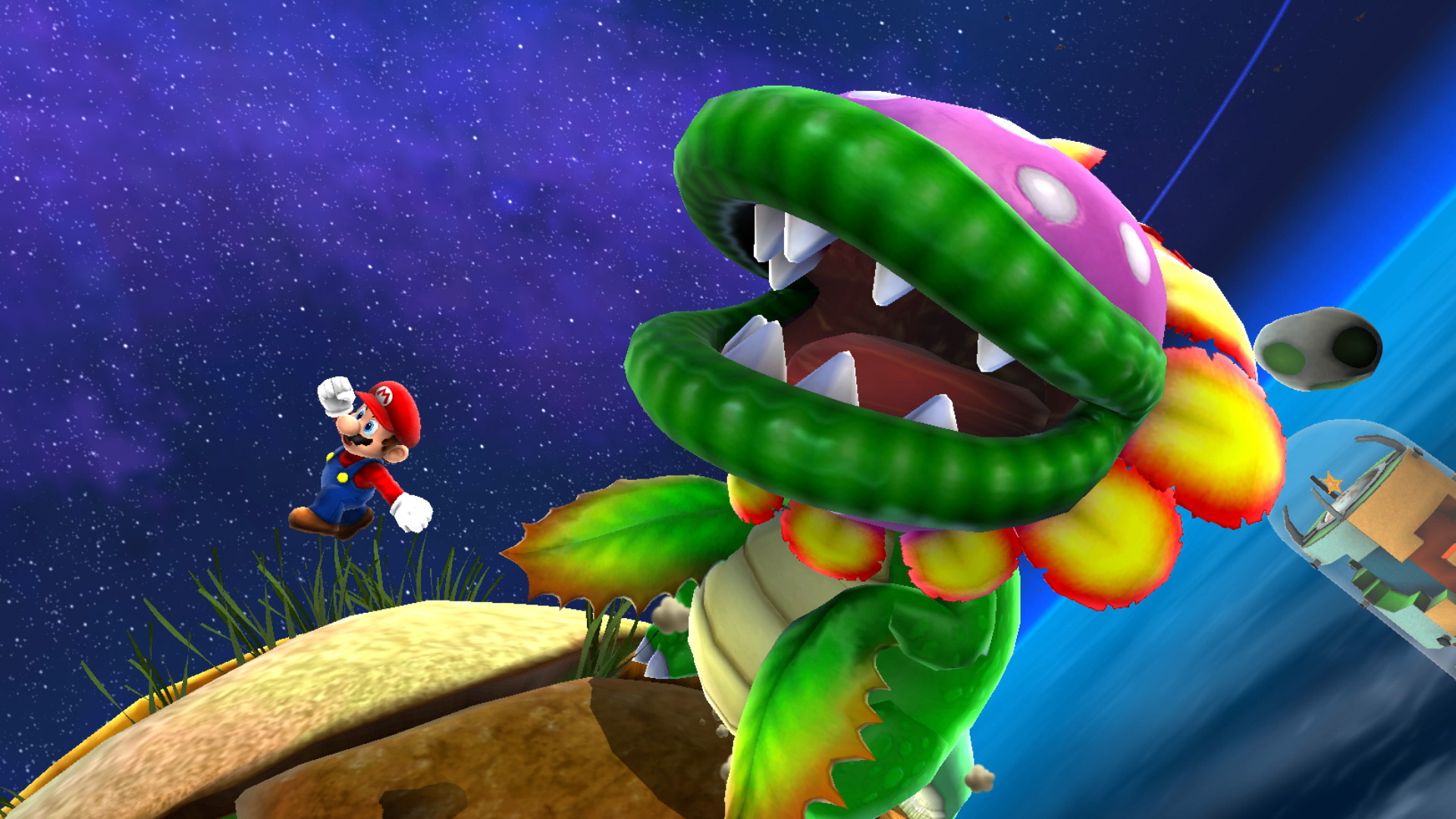 Super Mario 3D All-Stars (Mario Galaxy)