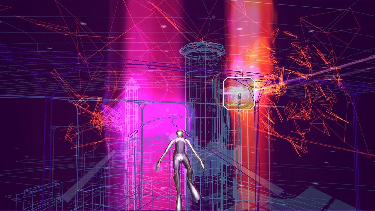 """Gelungenes Comeback, das von den Möglichkeiten des VR-Mediums aber leider nur bedingt Gebraucht macht: """"Rez"""""""