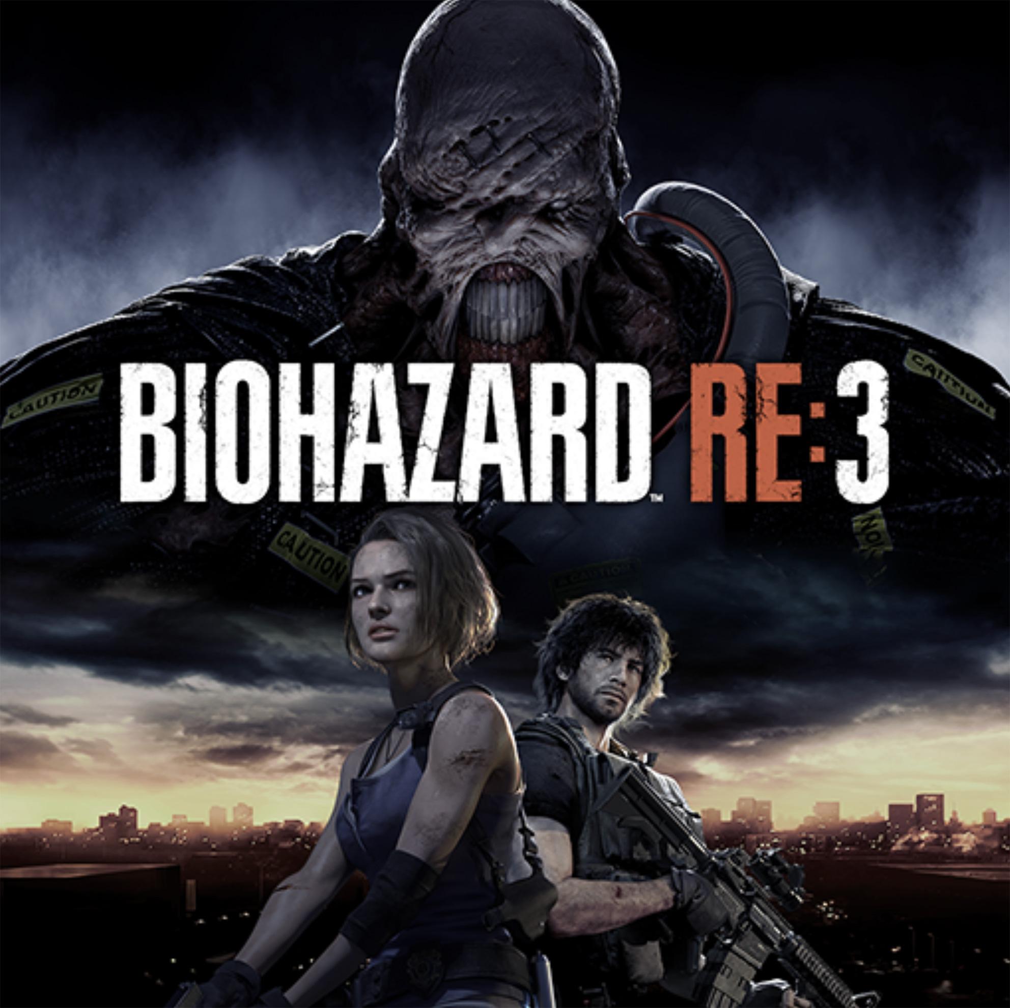 """Dieses Bild ist kurz im PlayStation-Store aufgetaucht und scheint - entweder beabsichtigt oder zufällig - auf die bald bevorstehende Veröffentlichung eines """"Resident Evil 3""""-Remakes hinzudeuten."""