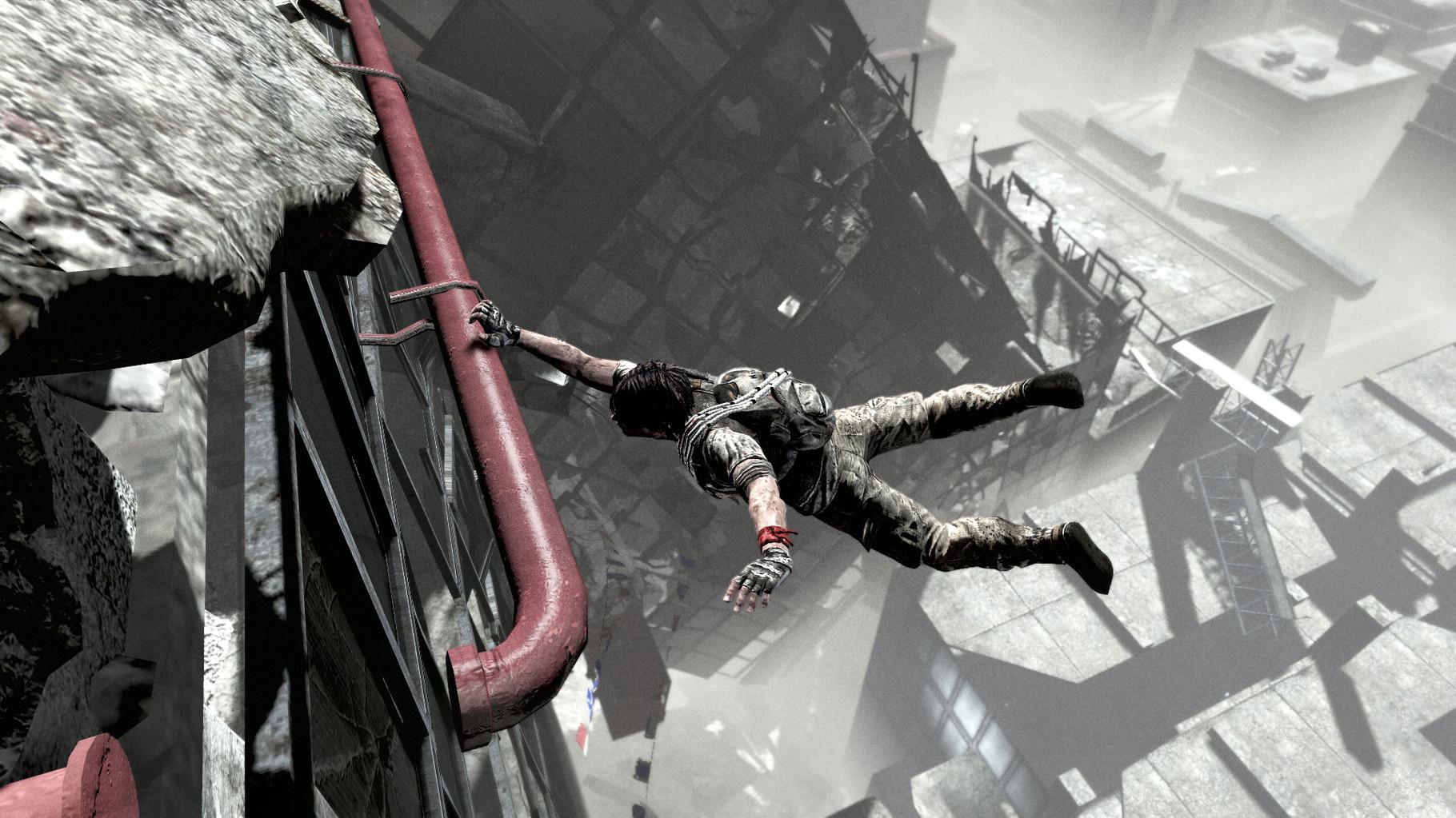 """Ubisofts Download-exklusiver Weltuntergangs-Geschicklichkeits- und Ausdauer-Test """"I am Alive"""" will vor allem eins sein: BOCKSCHWER. Das gelingt –nur wird der Spieler für seine Leidensfähigkeit nicht ausreichend belohnt."""