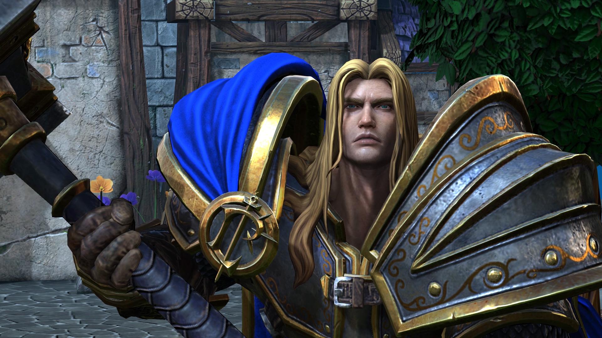 """Alte Bekannte im neuen Grafik-Glanz: Für die """"Reforged""""-Edition von """"Warcraft 3"""" hat Blizzard komplett neue Optiken gezaubert."""