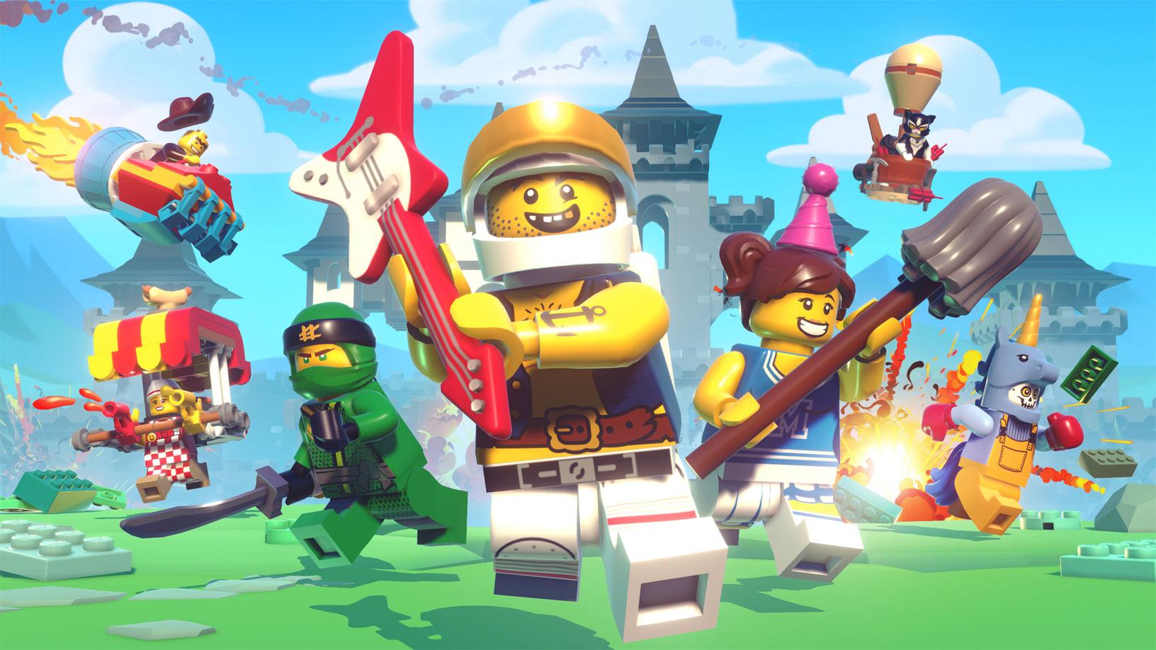 """Kloppereien im Klotzkopf-Kosmos: """"LEGO Brawls"""""""