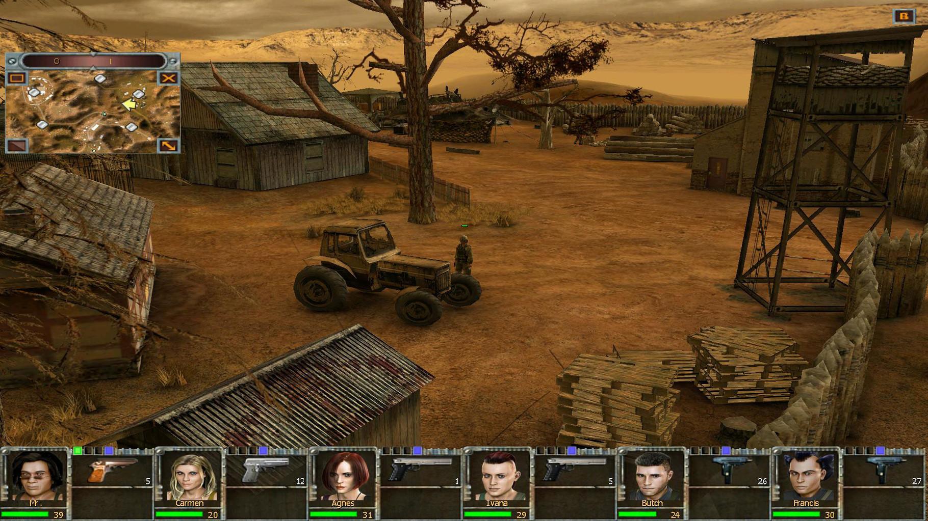 """""""The Fall: Last Days of Gaia"""" verlegt ein """"Mad Max""""-ähnliches Action-RPG in die nahe Zukunft: Terroristen haben mit Terraforming-Apparaten unsere Umwelt runiert. Das insg. eher unspektakuläre Spiel litt unter zahllosen Bugs."""