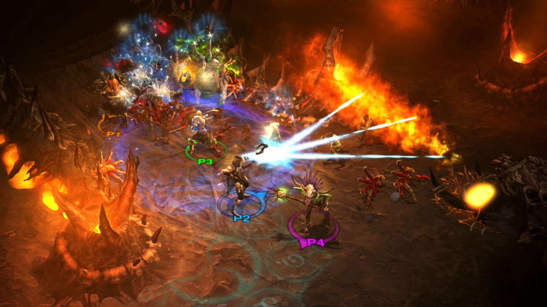 """Wurde Mitte August angekündigt: eine Switch-Umsetzung von """"Diablo 3""""."""